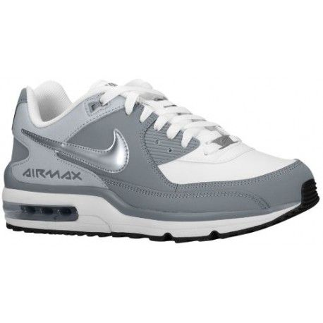 Nike Air Max Wright - Men's - Running - Shoes - White/Cool Grey .