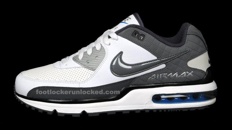 Nike Air Max Wright White/Grey/Italy Blue | Nike shoes air max .