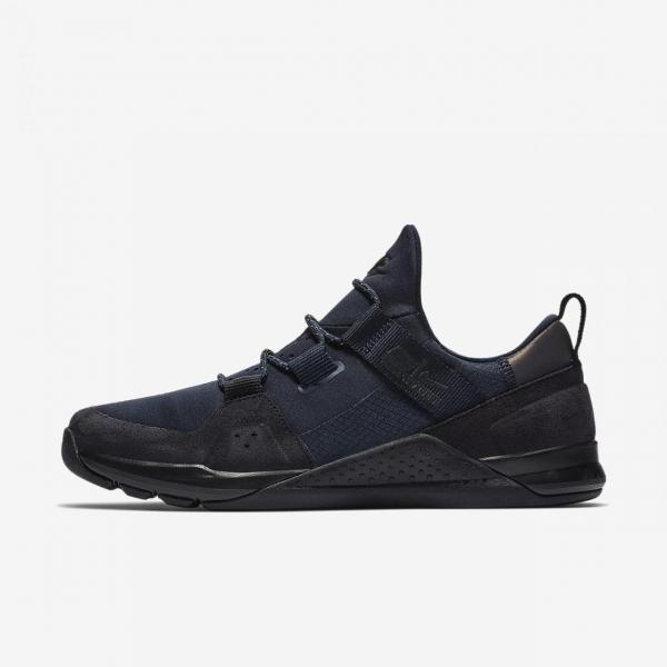 Mens Training & Gym | Nike Tech Trainer AMP Dark Obsidian/Black .