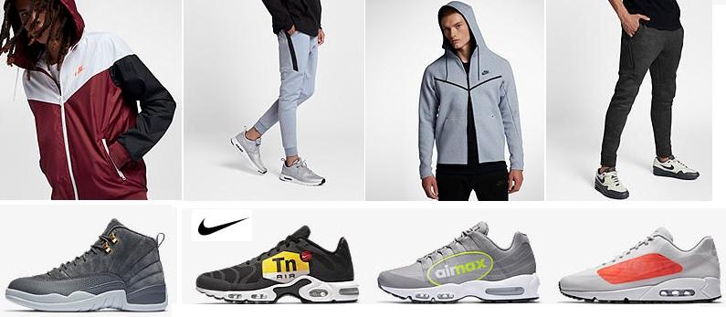 Nike Men's Fashion & Footwear Brand Guide - men's Nike athletic .