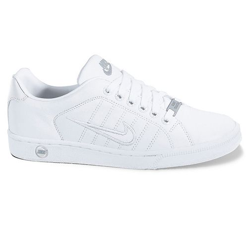 Promotions White Women's Nike Tennis Shoes Court Tradition