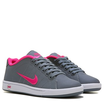 Nike Court Tradition Ii Leather Women's Sneakers Grey/Pink 357 .