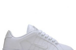 Women's Court Tradition II Leather Sneaker | Sneakers, Leather .
