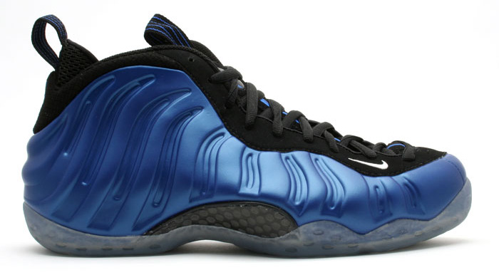 The History of Nike Foamposite Shoes | Sole Collect
