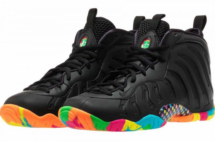 The Top Five Nike Foamposite Sneakers of 20