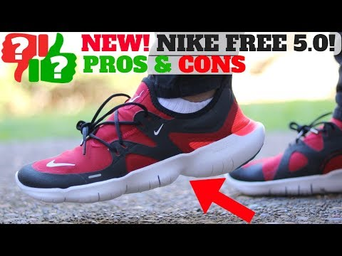 Worth Buying? 2019 NEW Nike Free RN 5.0 Review (Pros & Cons) - YouTu