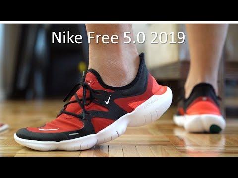 Nike Free RN 5.0 Review/On-Feet - YouTu