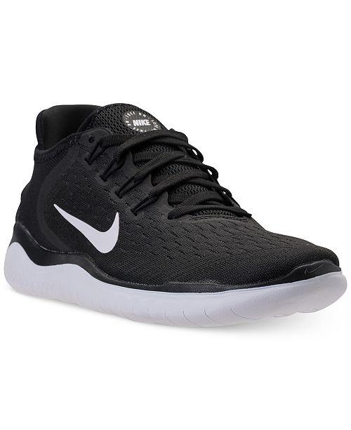 Nike Women's Free Run 2018 Running Sneakers from Finish Line .