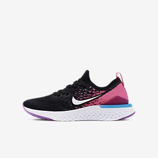 Girls' Running Shoes. Nike