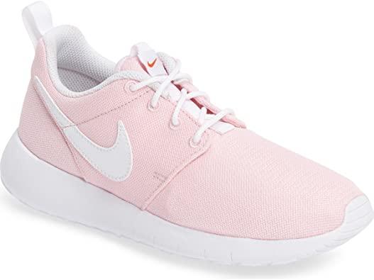 Amazon.com: Nike Big Kids Girls Roshe One Running Shoes: Sho