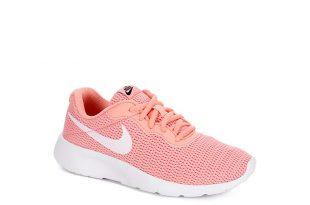 Pale Pink Nike Girls Tanjun Gs   Athletic   Rack Room Sho