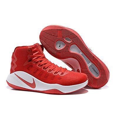 New Nike Hyperdunk 2016 TB Men 14 Basketball Shoes Red/Black .
