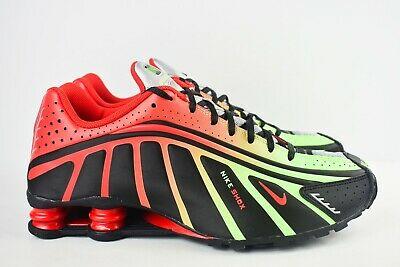 Nike Shox R4 Neymar Jr Mens Size 10 Shoes BV1387 001 Sao Paulo .