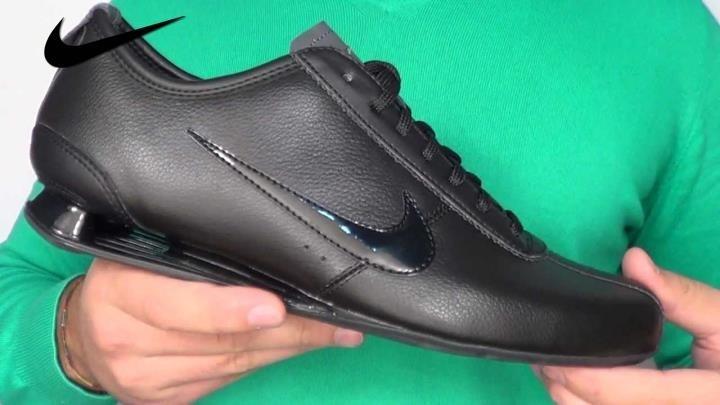 Nike Shox Rivalry Black-blue millennium-film.c