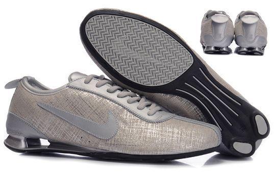 NIKE SHOX RIVALRY PREMIUM WHITE/SILVER SALE $80.64 | Nike shox .