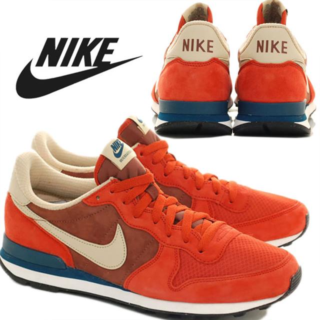 OUTLET USA: NIKE Nike internationalist leather Nike sneakers men .