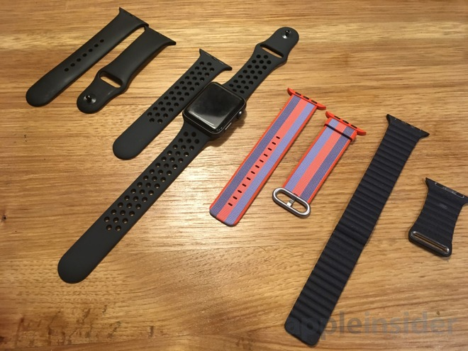 First look: Lightweight Nike Sport Band is now sold separately .