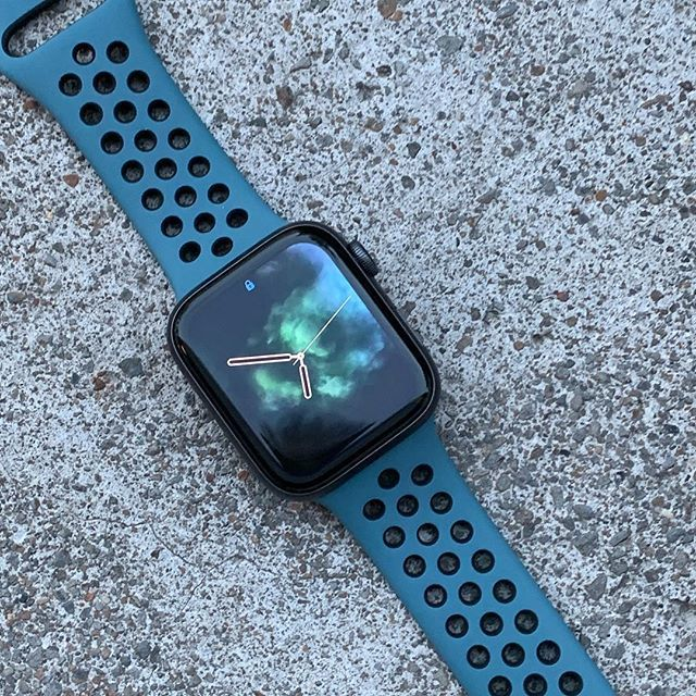 """Nimbus on Twitter: """"Vapor Face with Celestial Teal Nike Sport Band ."""