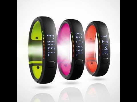 Nike Fuel Bands Review: The New Nike Sportband..One of the Top .