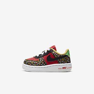 Red Air Force 1 Shoes. Nike.c