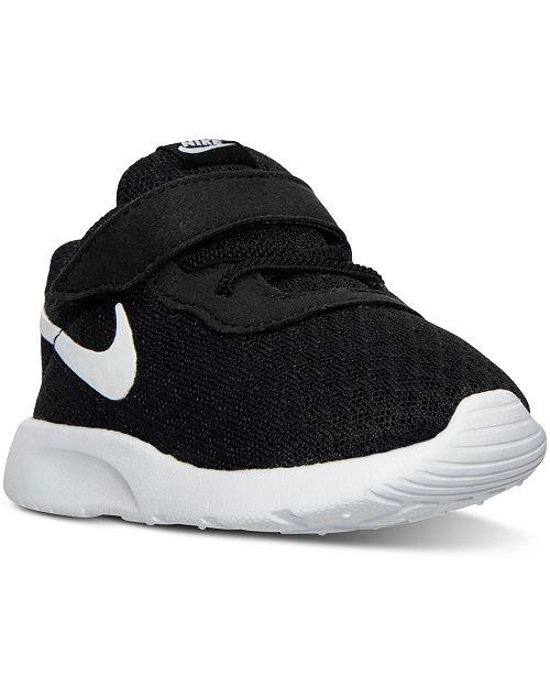 Nike Little Kids' Tanjun Casual Sneakers from Finish Line .