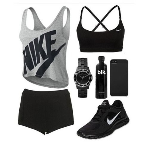 workout clothes | Cute nike outfits, Fitness fashion, Workout atti