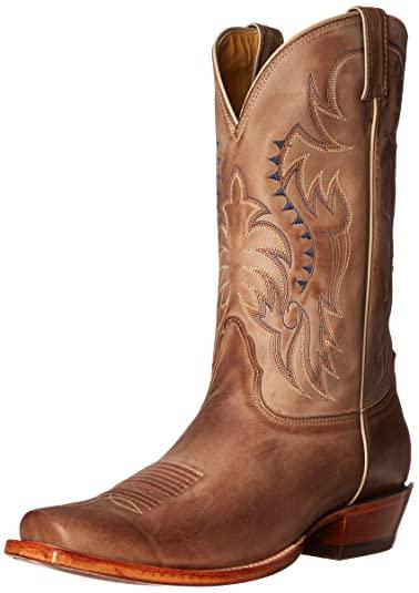 Buy Nocona Boots Men's Legacy L Toe Boot, Tan, 10 EE US at Amazon.
