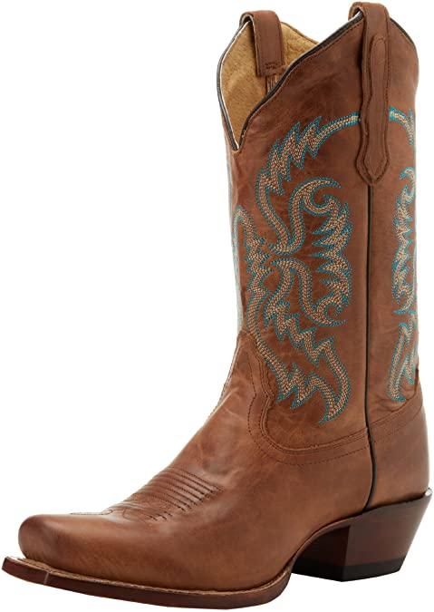 Amazon.com | Nocona Boots Women's L Toe With Toe Bug NL5009 Boot .