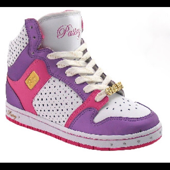 Pastry Shoes | Glam Pie High Top Sneakers | Poshma