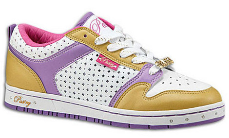 Pastry Shoes » Pastry Shoes: Pastry Glam Pie Gold Lavender Lowto