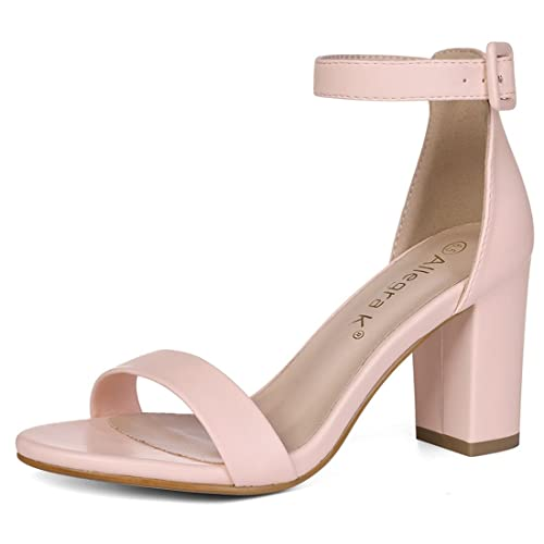 Light Pink Heel: Amazon.c