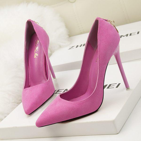 Pink Heels For Women