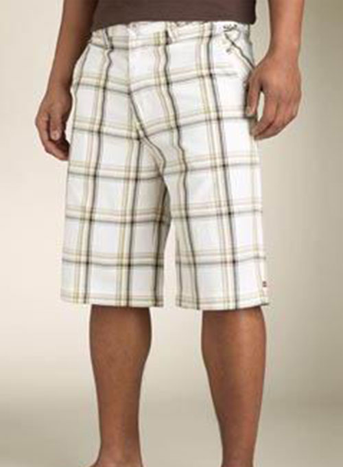 Madras Plaid - Light Weight Shorts : MakeYourOwnJeans®: Made To .