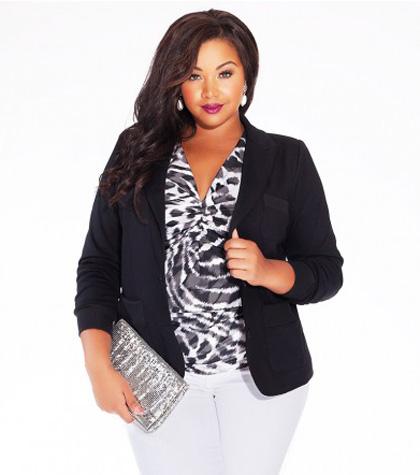 Plus Size Blazers for Women – Fashion dress