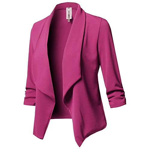Plus Size Blazers and Jackets: Amazon.c