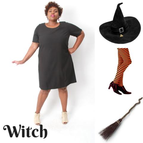 Ideas for Plus Size Halloween Costum