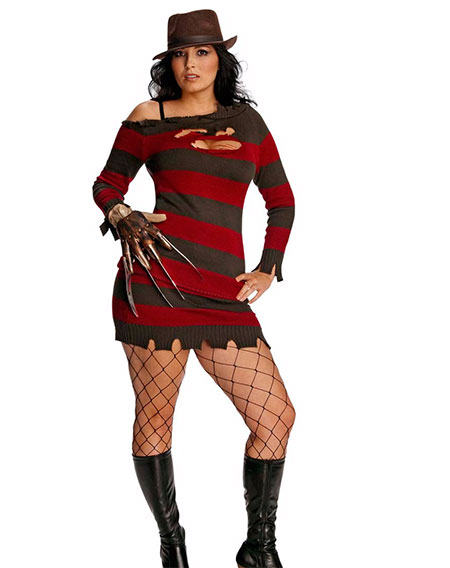Sexy Halloween Costumes For Plus-Size Wom