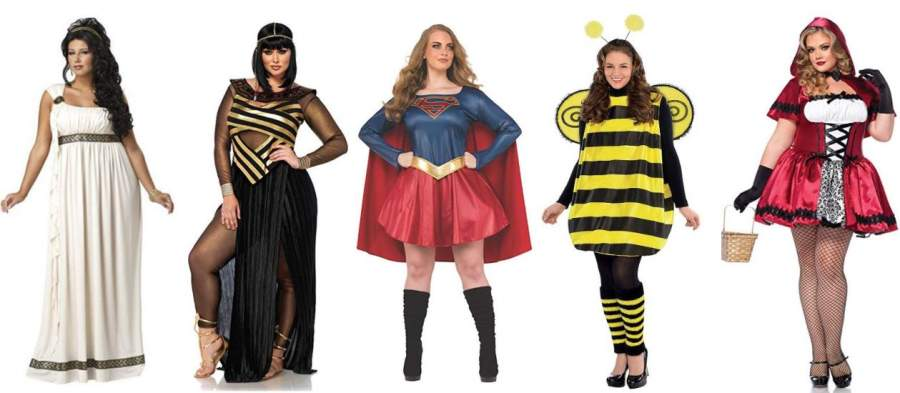 Best Plus Size Halloween Costume Ideas for Wom