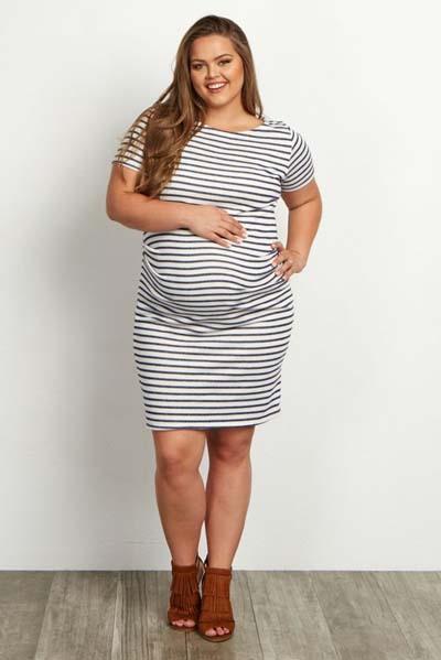 Plus Size Maternity Clothing