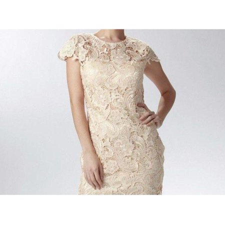 The Dress Outlet - Short Plus Size Mother of the Bride Dress 2018 .