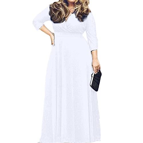 All White Plus Size Dresses: Amazon.c