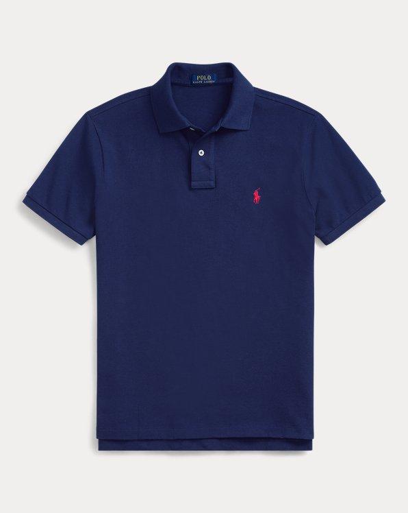 Men's Polo Shirts, Long & Short Sleeve Polos | Ralph Laur