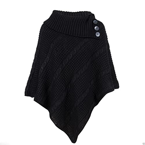 Kids Poncho Sweater: Amazon.c