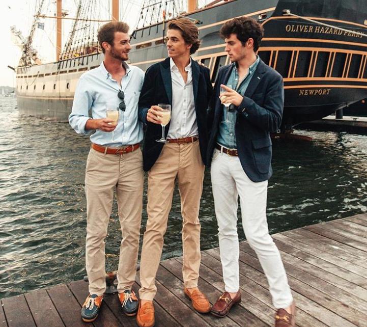 A Field Guide to Preppy Summer Pants   Preppy mens fashion, Preppy .