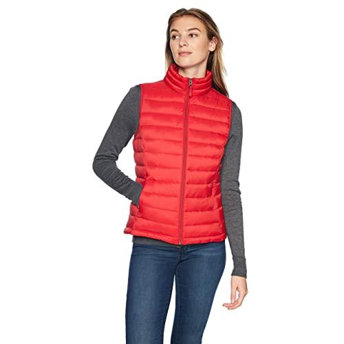 Red Puffer Vest: Amazon.c
