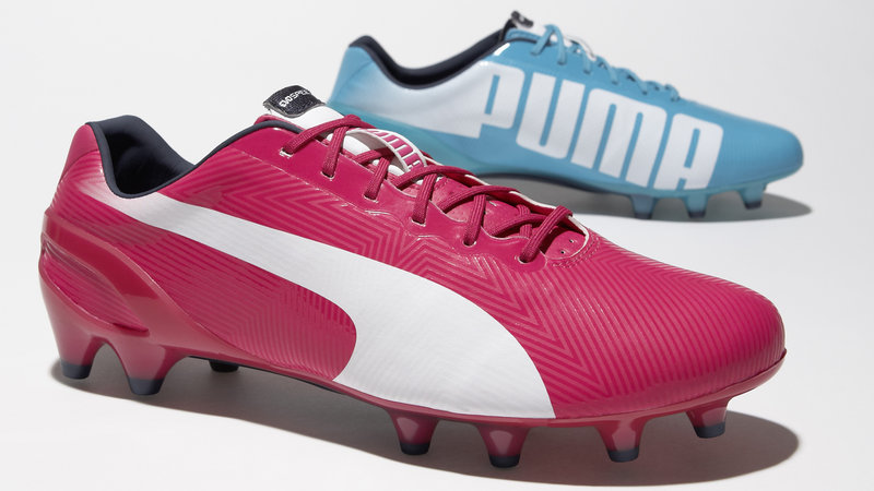 Puma's Pink And Blue Cleats Make A Bold Play At The World Cup : N