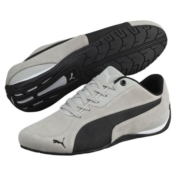 Puma Shoes | Drift Cat 5 Nm 2 Gray Violet Black | Poshma