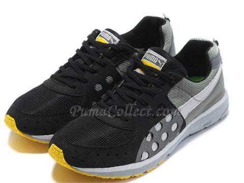 puma skate shoes on sale, Puma Faas 300 Running Shoes Black Grey .