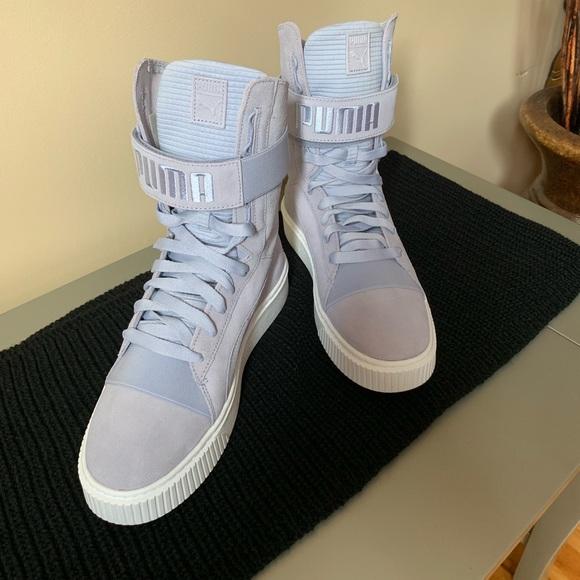 Puma Shoes | Vintage High Top Sneakers | Poshma