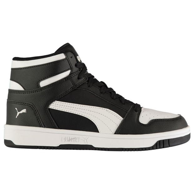 Puma Rebound Lay Up SL High Top Trainers | Men's Trainers .